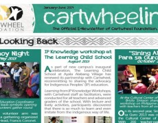Cartwheel's Official E-Newsletter is now available for download!