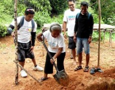 Groundbreaking for Disaster Resilient Multi-Purpose Halls in Tagbanua Communities