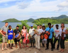 The Cultures in Harmony – Tagbanua Connection: A Joyous Experience of Coming Together