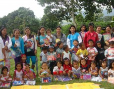 Technical Assistance for Miarayon Community Daycare of the Talaandig