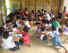 Midyear Program Assessment in Sinakungan