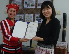 Cartwheel receives Best Practices Award from UNESCO