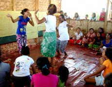 Building Capacity and Community in Zamboanga