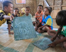 Schoolhouse and Safe Space: Where Bajau learners feel most at home