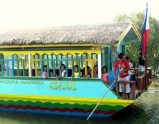 Hope Afloat: Why a boat classroom for the Bajau