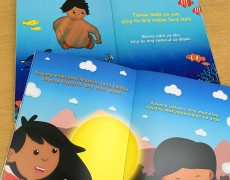 Storybooks Created by and for the Tagbanua