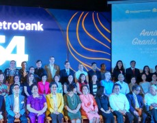 Metrobank Foundation Supports Education for Higaonon Learners