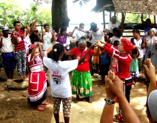 Community-Building through the Tagbanua Indigenous Peoples' Summit