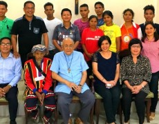 Sustaining Education: Full program turn-over for Higaonon of Sinakungan
